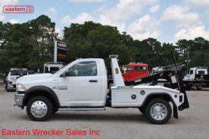 2018 Dodge 4500 4x4 with Jerr-Dan MPL-NG Aluminum Body Wheel Lift Stock #D5121