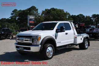 2017 Ford F550 Extended Cab XLT with Jerr-Dan MPL40 Twin Line Wrecker Stock #F1705
