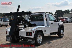 2018 Ford F450 4x4 XLT with Jerr-Dan MPL-NG Aluminum Body Wrecker Stock #F6174