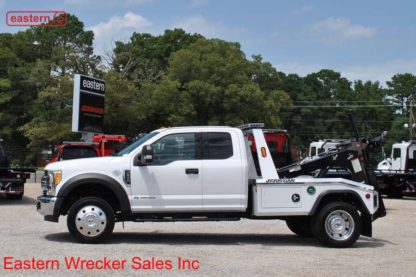 2017 Ford F550 XLT Extended Cab with Jerr-Dan MPL-NG Aluminum Body Wrecker Stock #F7697