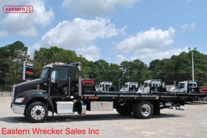 2019 Kenworth T270 260hp with 22ft Jerr-Dan SRR6T-WLP Stock #K1013