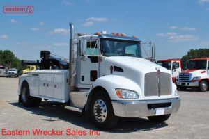 2016 Kenworth T370 with Jerr-Dan MDL320/110 16-ton Integrated Wrecker Stock #U3439