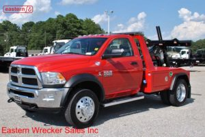 2018 Dodge 4500 SLT with Jerr-Dan MPL-NGS Wrecker Stock #D1382