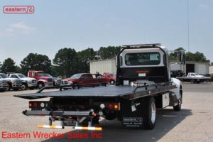 2019 Peterbilt 337 with 22ft Jerr-Dan SRR6T-WLP Steel Carrier Stock #P7755
