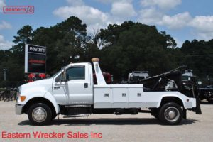 2005 Ford F650 with Century EB4 Auto Loader Stock #U6138