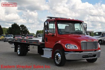 2019 Freightliner M2 with 21ft Jerr-Dan NGAF6T-WLP Aluminum Carrier Stock #F9390