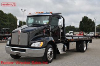 2019 Kenworth T270 with 22ft Jerr-Dan SRR6T-WLP Stock #K0971