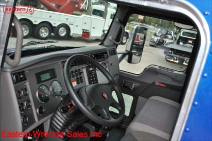 2019 Kenworth T270, 300hp, Air Brakes, Air Ride, 22ft Jerr-Dan SRR6T-WLP Steel Carrier, Stock #K0969