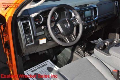 2018 Dodge 5500 4x4 with 20ft Jerr-Dan NGAF6T-WLP Aluminum Carrier Stock Number D4818