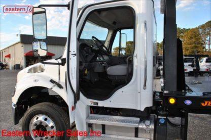 2019 Freightliner M2 Pro Reg Cab with 21ft Jerr-Dan SRR6T-WLP Steel Carrier Stock Number F5554