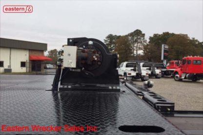 2018 Landoll 317E-50CA 50ft traveling axle trailer, full tilt, Stock Number L5687