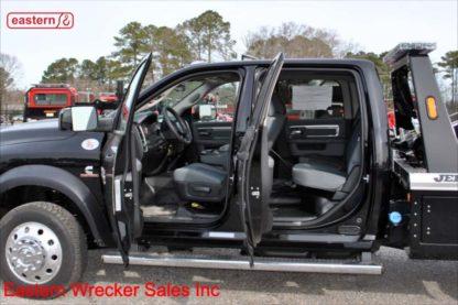 2018 Dodge 5500 4x4 Crew Cab SLT, Cummins, Automatic, with Jerr-Dan MPL40 Twin Line Wrecker, Stock Number D2579
