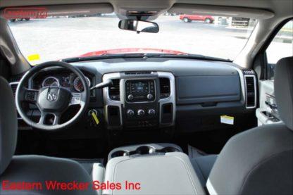 2018 Dodge 5500 Crew Cab XLT 4x4 with Jerr-Dan MPL40 Twin Line Wrecker Stock Number D4168