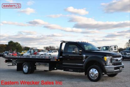 2017 Ford F550 with 19ft Century Carrier, Stock Number U6655