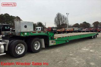 2012 Landoll 440-53, 97,100lb GVWR, 20,000lb winch, 102inch width, dock lever hydraulics, hot dip galvanizing, Stock Number U8737