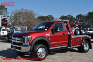 2019 Ford F450 6.7L TurboDiesel Automatic XLT with Jerr-Dan MPL-NG Self Loading Wheel Lift Stock Number F7731