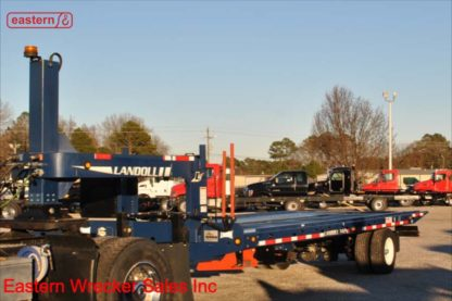 2015 Landoll 342 Series Container Trailer, 12,000lb Continuous Chain, 19,500lb GVWR, Stock Number U2079