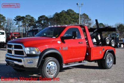 2017 Dodge Ram XLT 6.7L Cummins Automatic with Jerr-Dan MPL-NGS Self Loading Wheel Lift Stock Number U2458