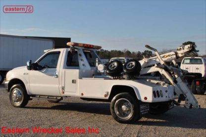 2002 Ford F550 7.3L Turbodiesel Automatic with Dynamic TwinLine Self Loader, Stock Number U5032