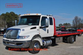 2019 International with 22ft Jerr-Dan SRR6T-WLP Steel Carrier Stock Number I9254