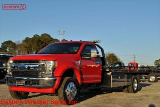 2017 Ford F550 with 20ft Jerr-Dan SRR6T-WLP Low Profile Steel Carrier, Stock Number U5421