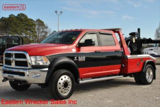 2015 Dodge Ram 5500 4-Door 4x4 with Jerr-Dan MPL40 Twin Line Wrecker, Stock Number U6007