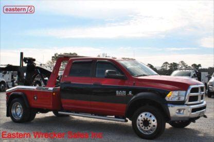 2015 Dodge Ram 5500 4-Door 4x4 with Jerr-Dan MPL40 Twin Line Wrecker, Stock Number U6007