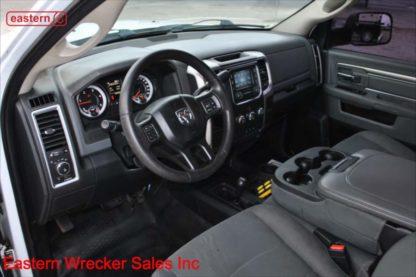 2015 Dodge Ram 4500 4x4 6.7L Cummins Automatic with Jerr-Dan MPL-NGS Self Loading Wheel Lift, Stock Number U6844