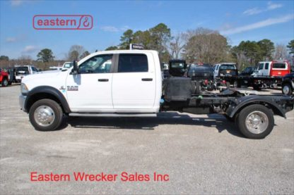 2015 Dodge Ram 4500 with Fifth Wheel, Stock Number U9218
