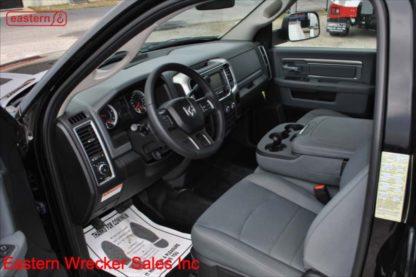 2018 Dodge 5500 SLT, 6.7L Cummins, Automatic, with 20ft Jerr-Dan NGAFT-WLP aluminum carrier, Stock Number D6910