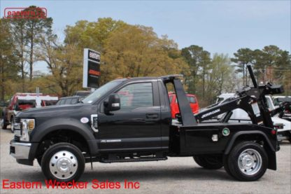 2019 Ford F450, 6.7L Powerstroke, Automatic, XLT, with Jerr-Dan MPL-NGS Self Loading Wheel Lift, Stock Number F5105