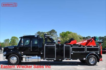 2020 Freightliner M2-112, Cummins L9-350hp, Allison Automatic, Jerr-Dan HDL500/280 25-ton Integrated JFB Body Wrecker, Stock Number F9473