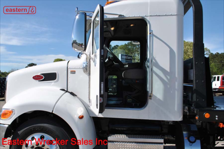 2019 Peterbilt 337 Extended Cab 350hp 33,000GVWR with 24ft