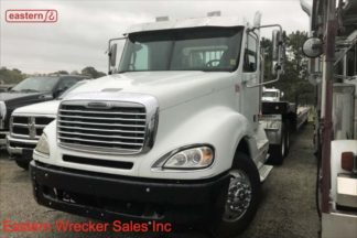 2003 Freightliner Columbia, Detroit 60 - 500hp, 10-spd, Wet Line, Fifth Wheel, Stock Number U1630