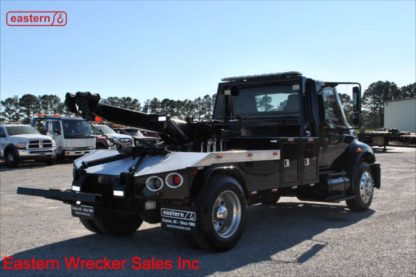 2003 International 4300, DT466, Allison automatic, air brakes, with Jerr-Dan HPL60/1210D 12-ton Medium Duty Wrecker, Stock Number U3803