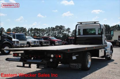 2016 Kenworth T270, PX-7 Turbodiesel, Allison Automatic, Air Brake, Air Ride, 22ft Jerr-Dan SRR6T-WLP Steel Carrier, Stock Number Z1552