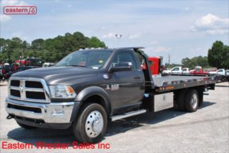 2018 Dodge 5500, 6.7L Cummins, Automatic, 20ft Jerr-Dan Dual Angle Low Profile Steel Carrier, Stock Number D2043