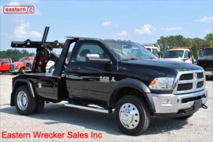2018 Dodge 4500 SLT with Jerr-Dan MPL-NGS Self Loading Wheel Lift, Stock Number D6880