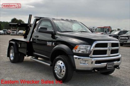 2018 Dodge 4500 SLT 6.7L Cummins Automatic with Jerr-Dan MPL-NGS Self Loading Wheel Lift, Stock Number D7243