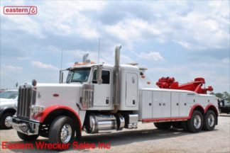 2012 Peterbilt 388 with Jerr-Dan 35-ton Integrated HDL700/350INT Integrated Wrecker, Stock Number U1396