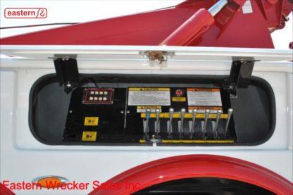 2012 Peterbilt 388 with Jerr-Dan 35-ton Integrated HDL700/350INT Integrated Wrecker, Stock Number U1396