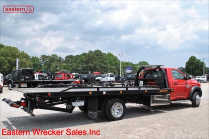 2017 Dodge 5500 6.7L Cummins Automatic with 20ft Jerr-Dan Steel Carrier, Stock Number U1982