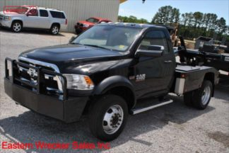2015 Dodge Ram 4500 6.4L Hemi Gas Automatic with Dynamic 601B Self Loading Wheel Lift Stock Number U5071