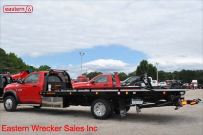 2018 Dodge Ram 5500 with 20ft Jerr-Dan SRR6T-WLP Steel Carrier, Stock Number D2036