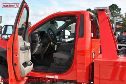 2019 Ford F450 with Jerr-Dan MPL-NGS Self Loading Wheel Lift, Stock Number F8433