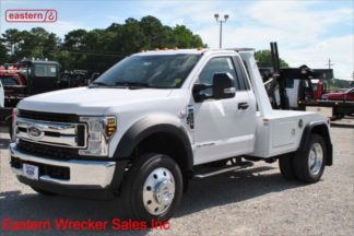 2019 Ford F450 with Jerr-Dan MPL-NGS Self Loading Wheel Lift, Stock Number F9012