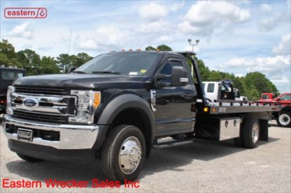 2017 Ford F550 XL 6.8L Gas Engine Automatic with 19.5ft Century Carrier, Stock Number U6646