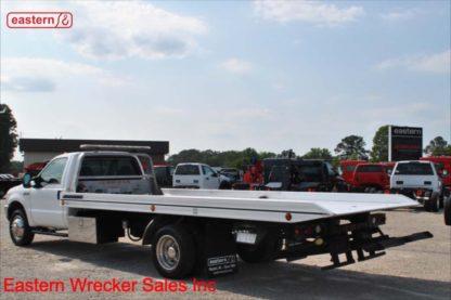 2002 Ford F550, 7.3L Powerstroke, 6-spd, 19ft Jerr-Dan WAVB Aluminum Carrier, Stock Number U7410A