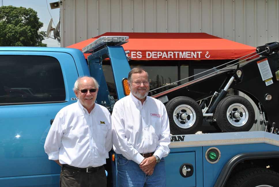 Worden Price, President; Billy Kornegay, CEO