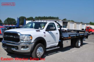 2019 Dodge Ram 5500 4x4 SLT 6.7L Cummins with 20ft Jerr-Dan SRR6T-WLP #0220018517